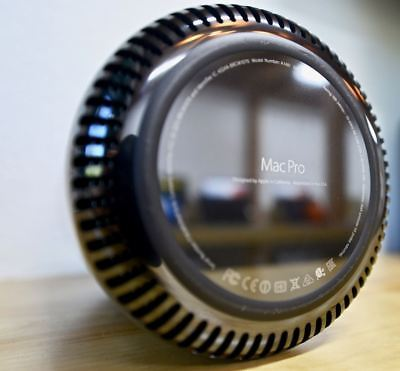 Late 2013 Mac Pro 2.7GHz 12 Core/64GB/1TB Flash/FirePro D300 ME253LL/A-CTO