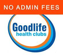 Goodlife Subiaco membership - NO ADMIN FEES / 3 MONTH CONTRACT Subiaco Subiaco Area Preview