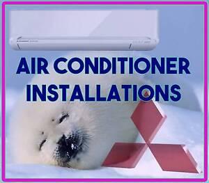 Split system Air Conditioner Installations Brisbane City Brisbane North West Preview
