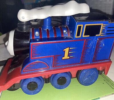 Turbo Flip Thomas the Train Tricks Lights Talking Mattel 2014 Train Toy Limited