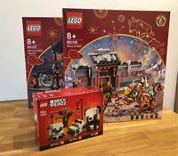 LEGO Sets 80106, 80107, 40466, * chinesisches Neujahr * NEU / OPV Wandsbek - Hamburg Poppenbüttel Vorschau