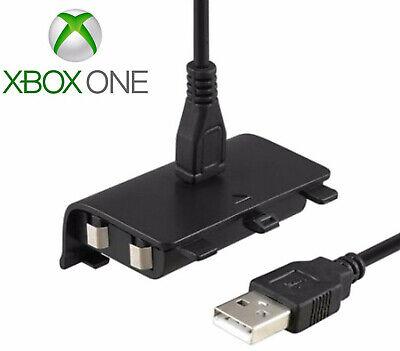 Bateria de Mando Xbox One Recargable + Cable USB Cargador Con ENVÍO...