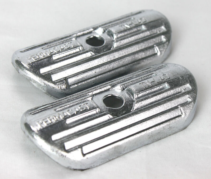 Perma-Cast TN-LD Technode Ladder Anode For Swimming Pool Ladders-Set of 2
