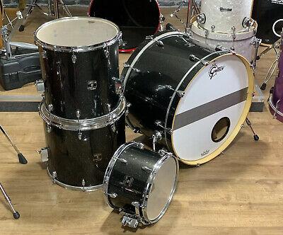 "Gretsch Catalina Club Huge 26"" Bass Drum Rock Drum Kit Shell Pack! #366"
