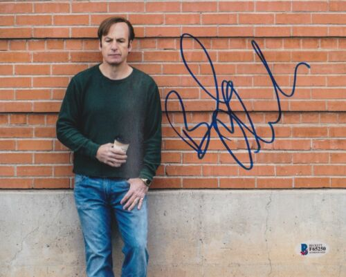BOB ODENKIRK SIGNED 8X10 PHOTO BETTER CALL SAUL BECKETT BAS AUTOGRAPH AUTO COA W