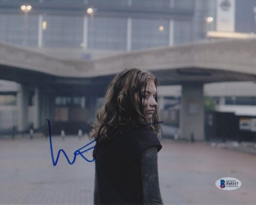 IMOGEN POOTS SIGNED 8X10 PHOTO NEED FOR SPEED BECKETT BAS AUTOGRAPH AUTO COA B