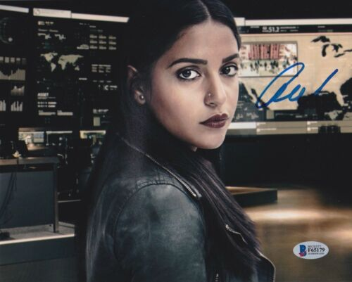 CORAL PENA SIGNED 8X10 PHOTO 24 LEGACY BECKETT BAS AUTOGRAPH AUTO COA C