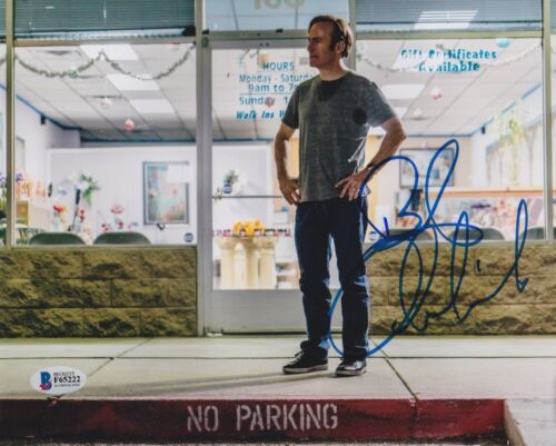 BOB ODENKIRK SIGNED 8X10 PHOTO BETTER CALL SAUL BECKETT BAS AUTOGRAPH AUTO I COA