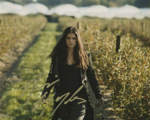 Marie Avgeropoulos The 100 Autographed Signed 8x10 Photo COA 2019-3