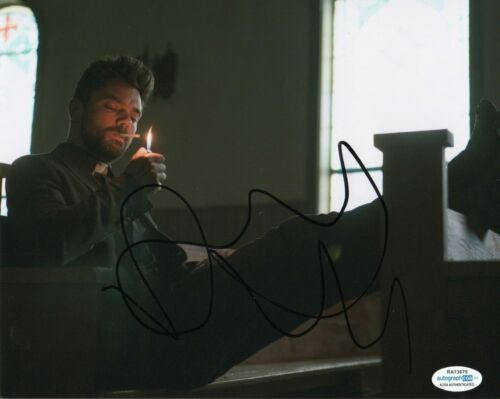 Dominic Cooper Preacher Autographed Signed 8x10 Photo ACOA #5