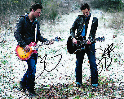 Love and Theft autograph / auto / signed 8x10 photo COA