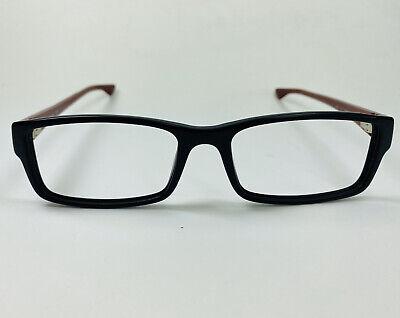 Good! Oakley Servo XL Black Brick 57-18-145 Prescription Frames OX1066-0457