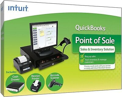 Quickbooks Point Of Sale V12 - Email Delivery Installation Setup