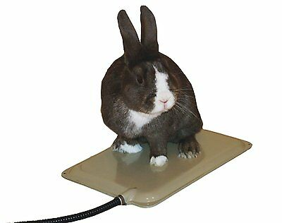 "K&H Pet Products Small Animal Indoor/Outdoor 9""x12"" Heated Pad KH1060"