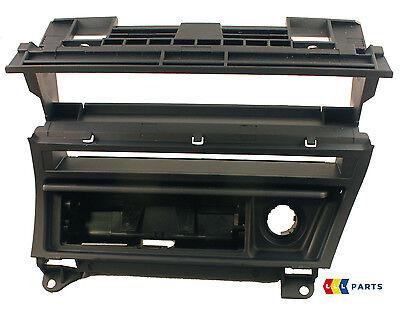 BMW Original 3 E46 Consola Central Navegación Control Del Climatizador