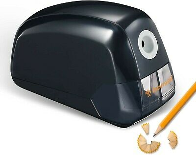 Bonsaii Heavy Duty Electric Pencil Sharpenerhelical Bladeautomatic