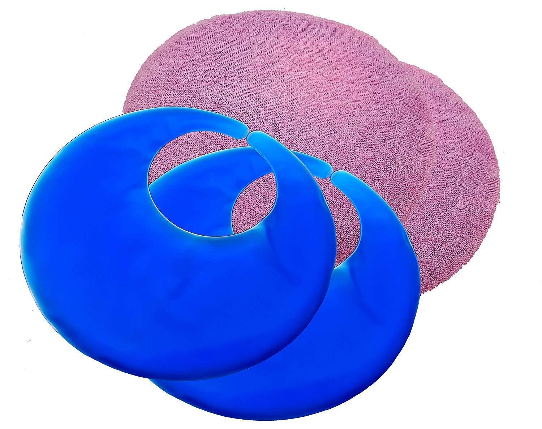 Brustpflege Thermo-Pads Thermopad  geschwollene Brüste Stillen Stilleineinlage
