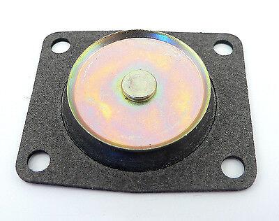 Holley 30cc Carb Carburetor Accelerator Pump Diaphragm Rubber Gasoline 135-5 (Carb Accelerator Pump)