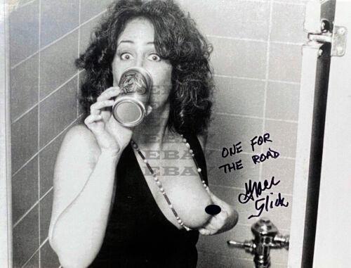 GRACE SLICK Autographed Signed 8x10 Photo Reprint