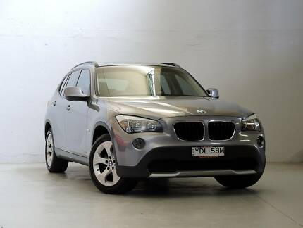 2011 BMW X1 S Drive Diesel