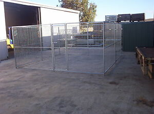 DOG,PUPPY,CAT,CHICKEN,YARD KENNEL,RUN,ENCLOSURE,CAGE Lancefield Macedon Ranges Preview
