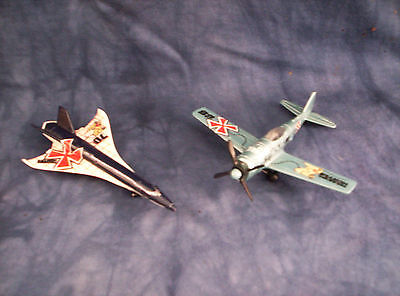Sky Buster Matchbox  Airplanes