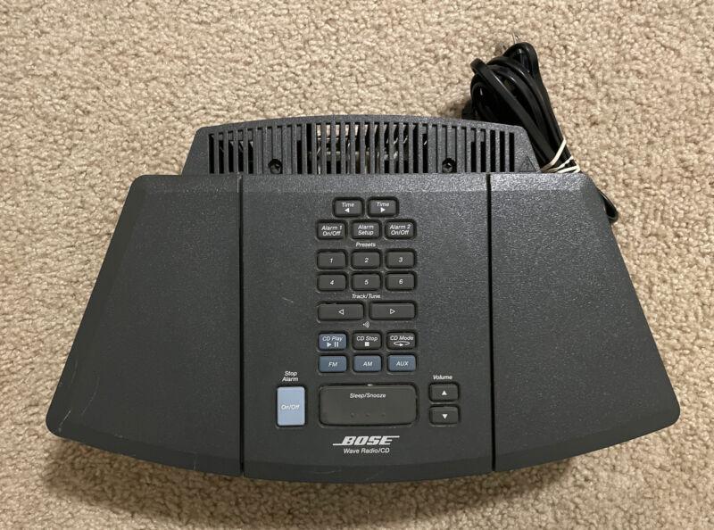 Bose Wave Radio AWRC-1G AM/FM Stereo/ CD Alarm Clock TESTED WORKING