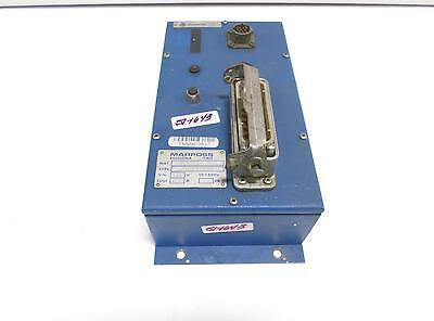 Marposs Ac Current Sensor Control J8302800044