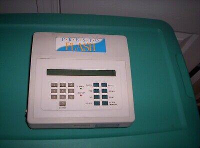 Burdick Spirometer - Presto Flash