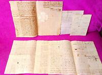 Doc, Manuscritos,cartas Del Primer Banco En Cataluña 1797, Banco De Manufacturas -  - ebay.es