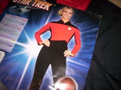 xt Generation Uniform Anzug für Damen Rot Damen XS (Next Generation Kostüm)