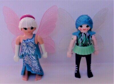 Winter Fairies (Playmobil   Winter Fairies  Duo   #9447   Mint)