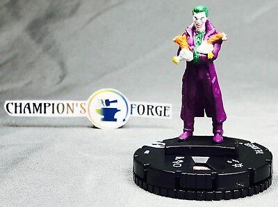 Heroclix Harley Quinn & The Gotham Girls Set The Joker #002 Common w/ Card - Gotham Girls Harley Quinn
