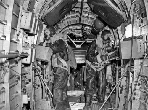 "USAAF Consolidated B-24 Liberator ((8.5""x11"")) Print"