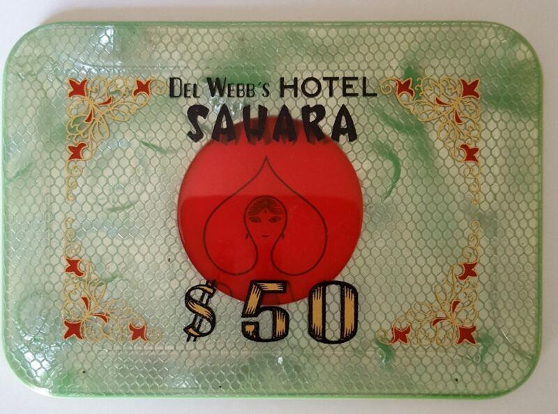 $50 Las Vegas Del Webb