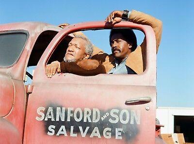 SANFORD AND SON - TV SHOW CAST PHOTO #G-126