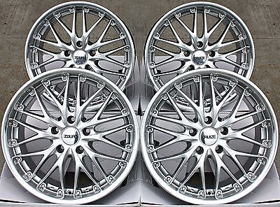 """18"""" ALLOY WHEELS CRUIZE 190 SP FIT FOR OPEL ADAM S CORSA D ASTRA H & OPC"""