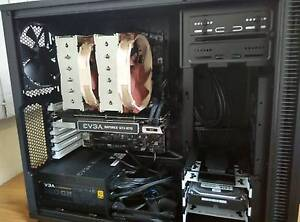 1 Week Old GTX1070 Silent Gaming PC Nedlands Nedlands Area Preview