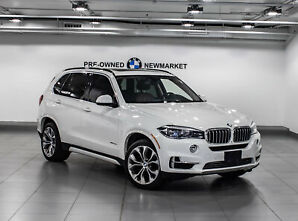 2015 BMW X5 Xdrive35d -1owner NO Accidents