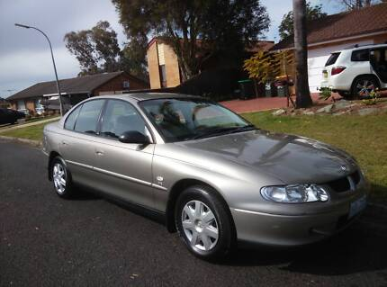 2002 Holden Commodore Low 200 KMS Excellent Condition ACCLAIM Sed Campbelltown Campbelltown Area Preview