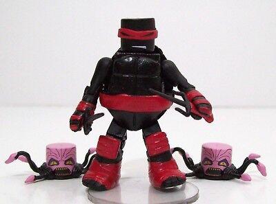 Minimates Dark Horizons Raphael Teenage mutant ninja turtles series TMNT wave 4 - Teenage Mutant Ninja Turtles Dark Horizon