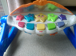 Fisher Price musical instrument star piano Mount Riverview Blue Mountains Preview