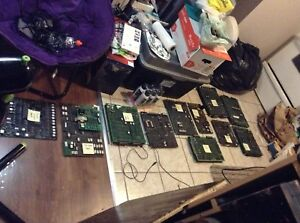 38 untested Jamma boards