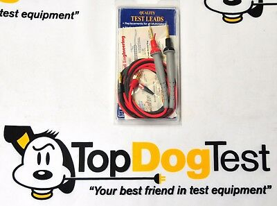 Probe Master Test Lead Probes Softie Leads 8010s New