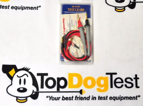"""PROBE MASTER Test Lead Probes Softie Leads 8010S """"New"""""""