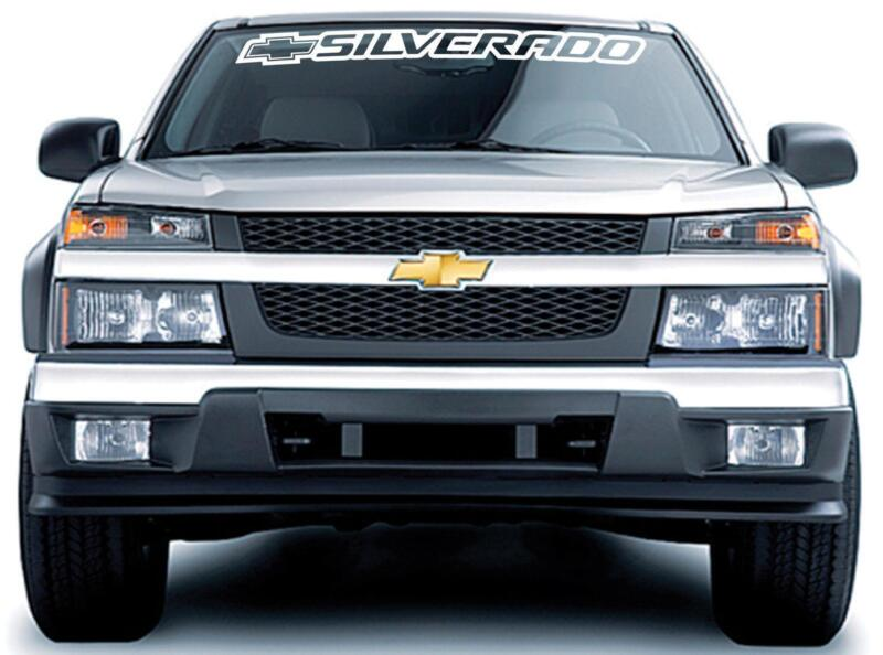 Silverado Decals | eBay