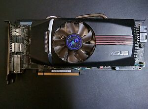 ASUS Radeon 5850 Graphics card
