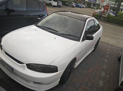 Mitsubishi Lancer - LOTS OF UPGRADES Blacktown Blacktown Area Preview