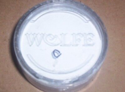 Wolfe Professional Theatre Make Up 001 - 3.1 Oz 90 Grams - Lot # 90 Halloween
