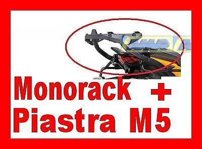 LUGGAGE RACK + Plate M5 HONDA NC 700 X S 1111FZ COMPLETE Honda NC700X for sale  Shipping to Ireland